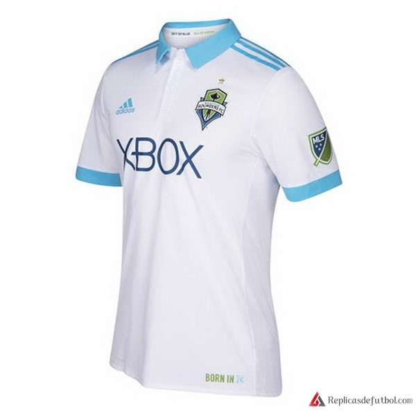Camiseta Seattle Sounders Segunda equipación 2017-2018
